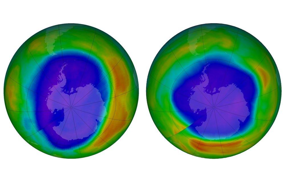 Ozone Diagram